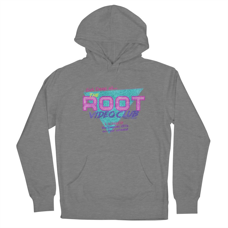 The Root Video Club Women's Pullover Hoody by Finish It! Podcast Merchzone