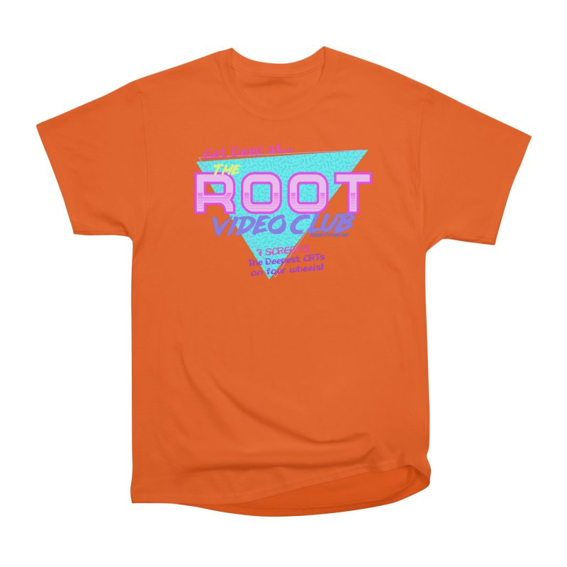 The Root Video Club Women's T-Shirt by Finish It! Podcast Merchzone