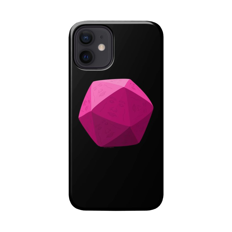 20 Sided Guy Accessories Phone Case by Finish It! Podcast Merchzone