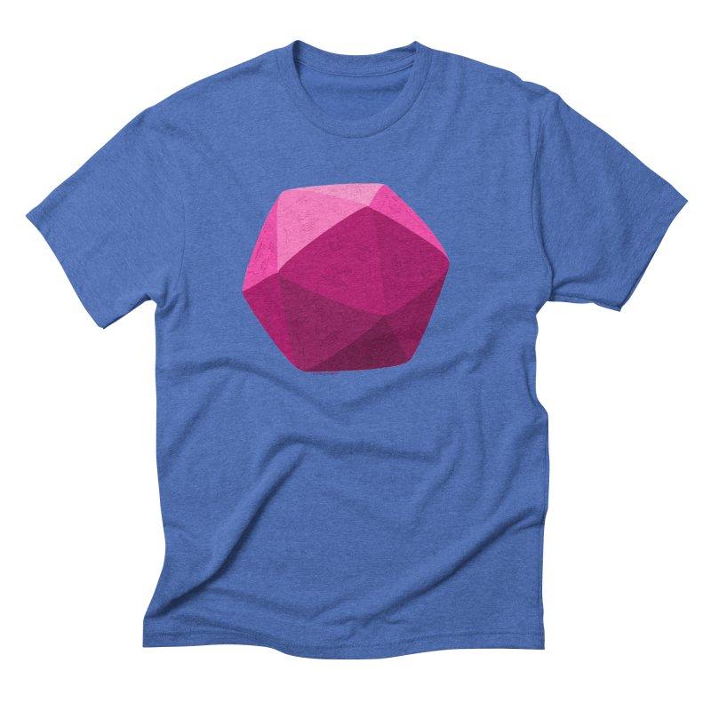 20 Sided Guy Men's T-Shirt by Finish It! Podcast Merchzone