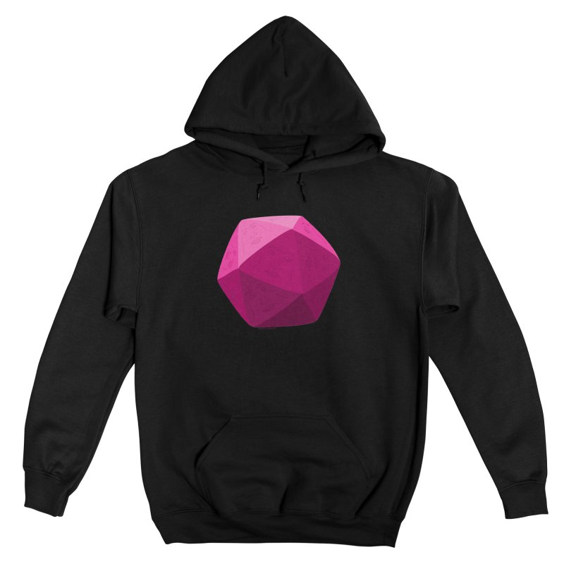 20 Sided Guy Women's Pullover Hoody by Finish It! Podcast Merchzone