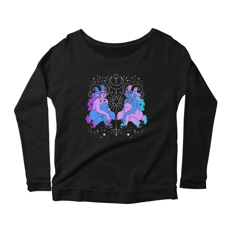 The Oracles Women's Longsleeve T-Shirt by finkenstein's Artist Shop