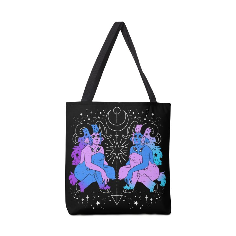 The Oracles Accessories Bag by finkenstein's Artist Shop