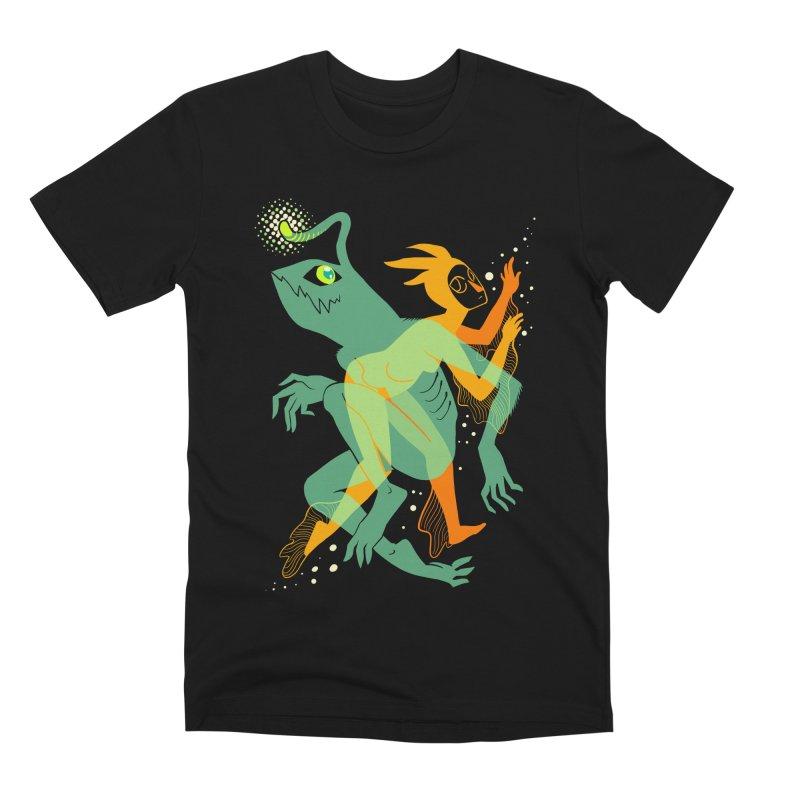 Loom and Essence Men's T-Shirt by finkenstein's Artist Shop