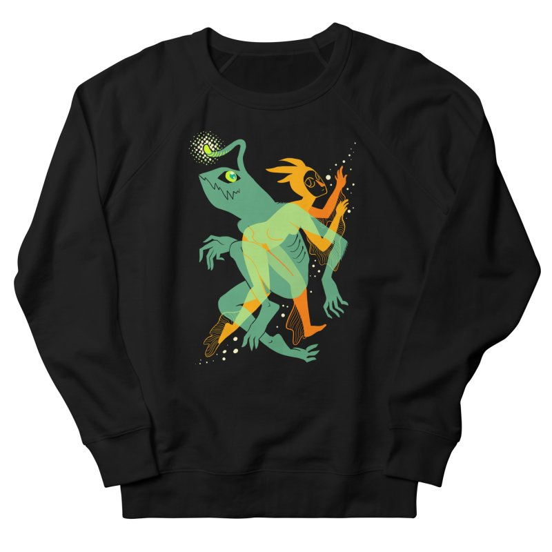 Loom and Essence Men's Sweatshirt by finkenstein's Artist Shop