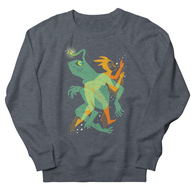 Loom and Essence Men's Sweatshirt by finkenstein's Artist Shop