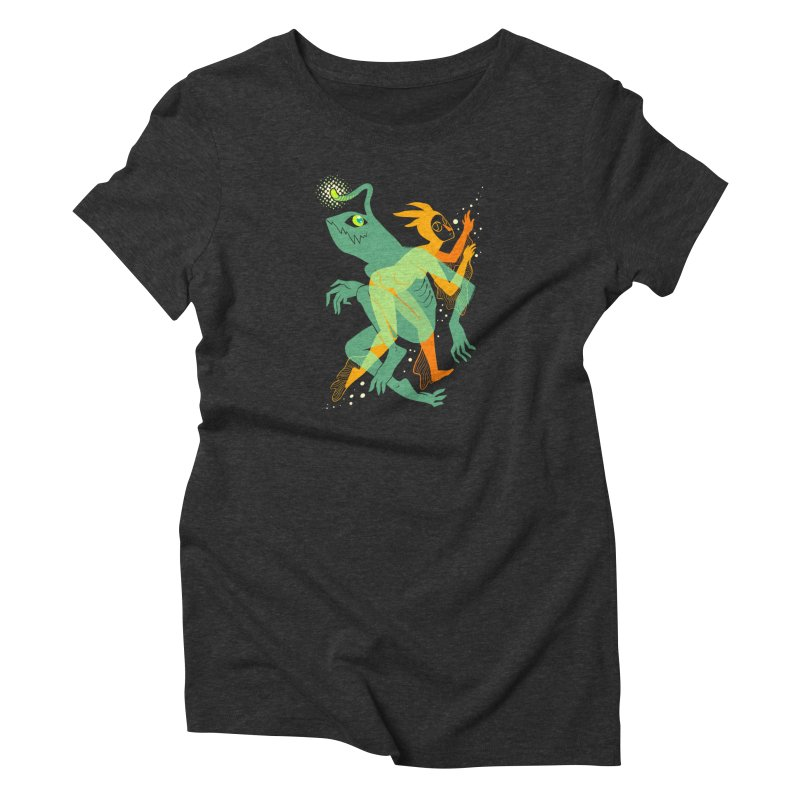 Loom and Essence Women's T-Shirt by finkenstein's Artist Shop