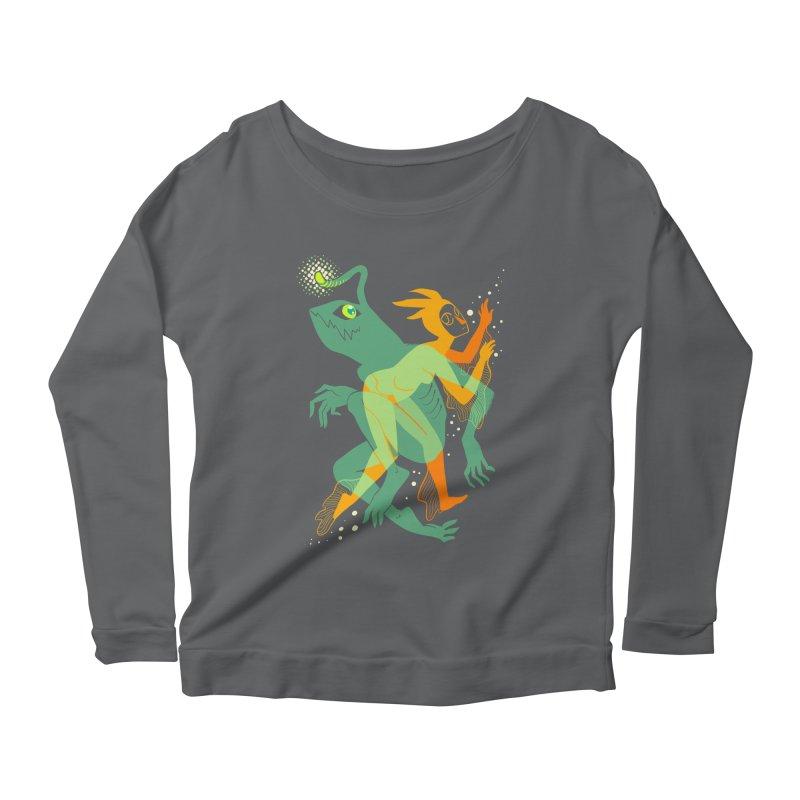 Loom and Essence Women's Longsleeve T-Shirt by finkenstein's Artist Shop