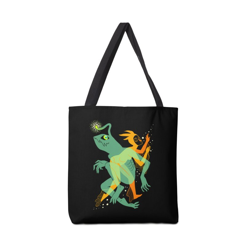 Loom and Essence Accessories Tote Bag Bag by finkenstein's Artist Shop