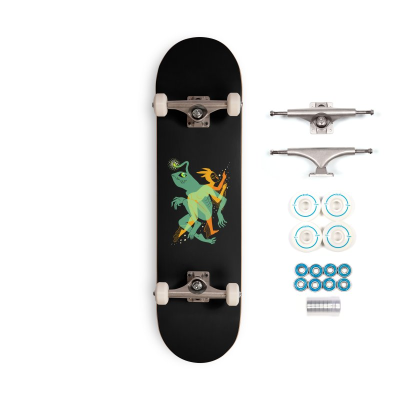 Loom and Essence Accessories Skateboard by finkenstein's Artist Shop