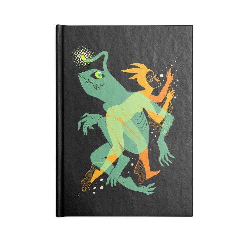 Loom and Essence Accessories Notebook by finkenstein's Artist Shop