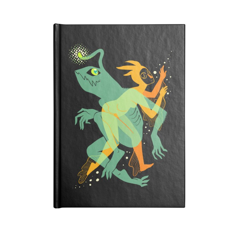Loom and Essence Accessories Notebook by finkenstein's Artist Shop