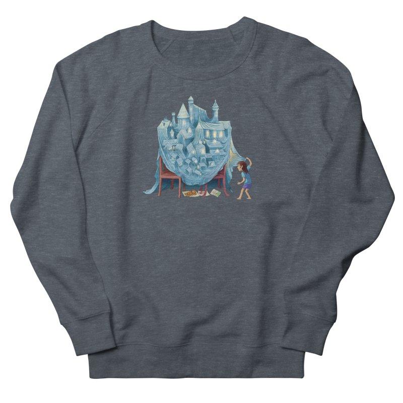 The Perfect Chair Fort Men's Sweatshirt by finkenstein's Artist Shop