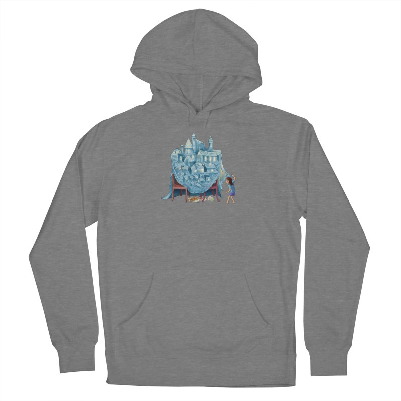 The Perfect Chair Fort Men's Pullover Hoody by finkenstein's Artist Shop