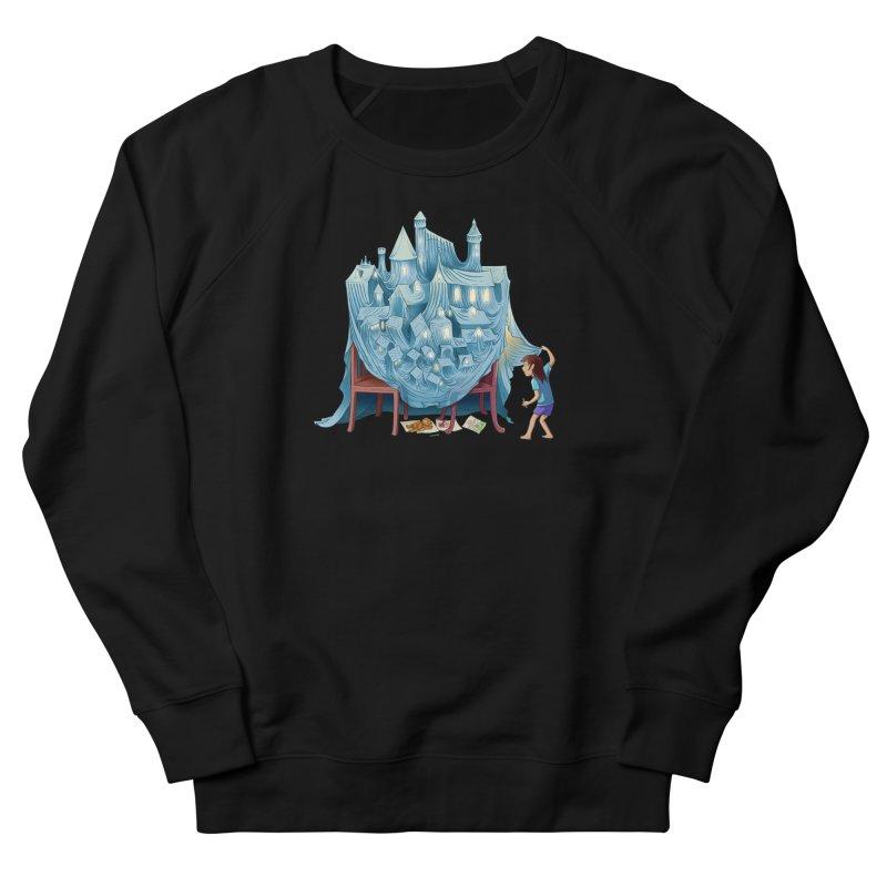 The Perfect Chair Fort Women's Sweatshirt by finkenstein's Artist Shop