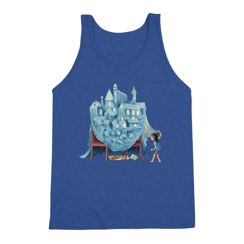 The Perfect Chair Fort Men's Tank by finkenstein's Artist Shop