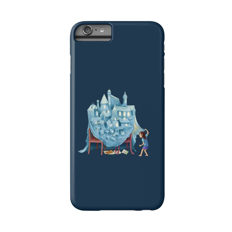 The Perfect Chair Fort Accessories Phone Case by finkenstein's Artist Shop
