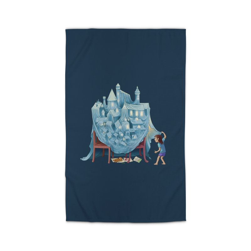The Perfect Chair Fort Home Rug by finkenstein's Artist Shop