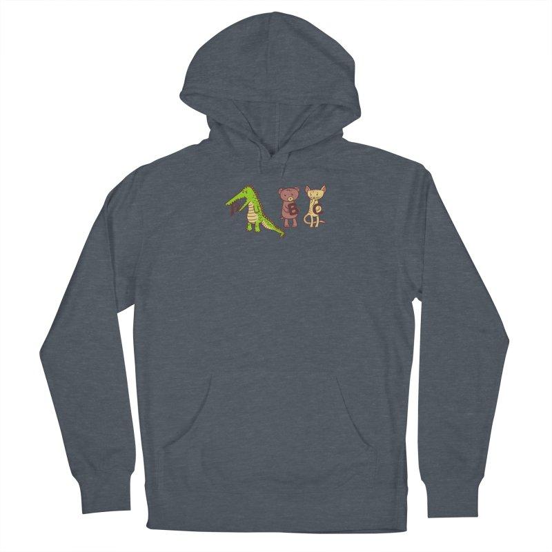 A is for Jerks Men's Pullover Hoody by finkenstein's Artist Shop