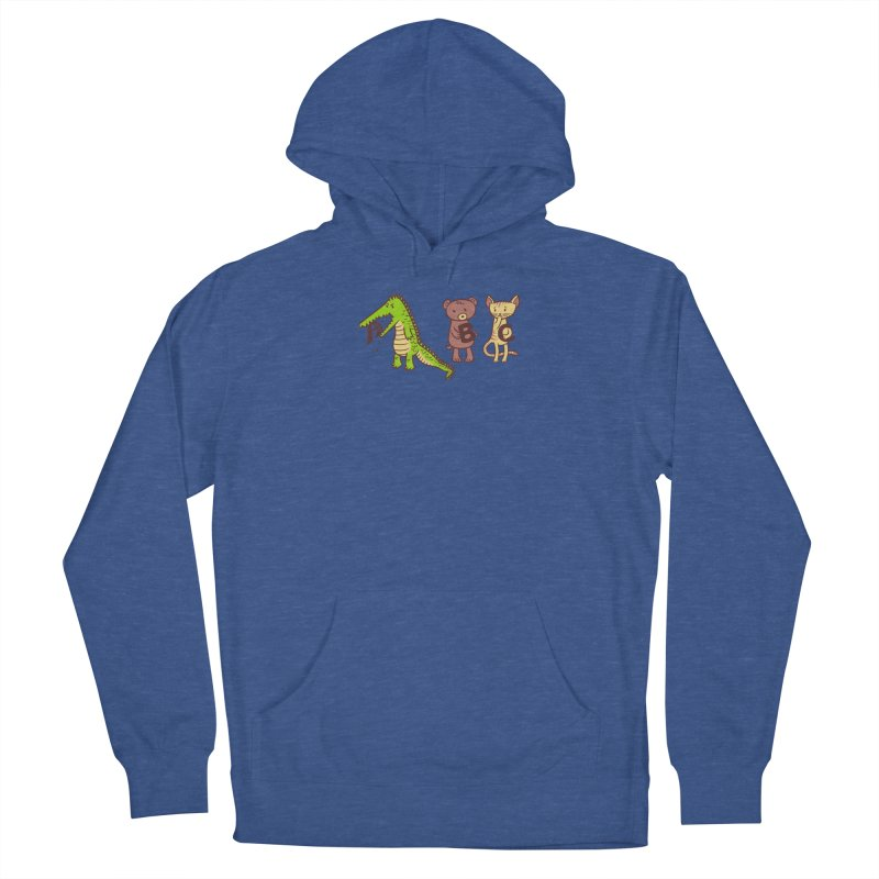 A is for Jerks Men's Pullover Hoody by finkenstein's Artist Shop