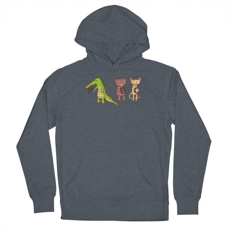 A is for Jerks Women's Pullover Hoody by finkenstein's Artist Shop