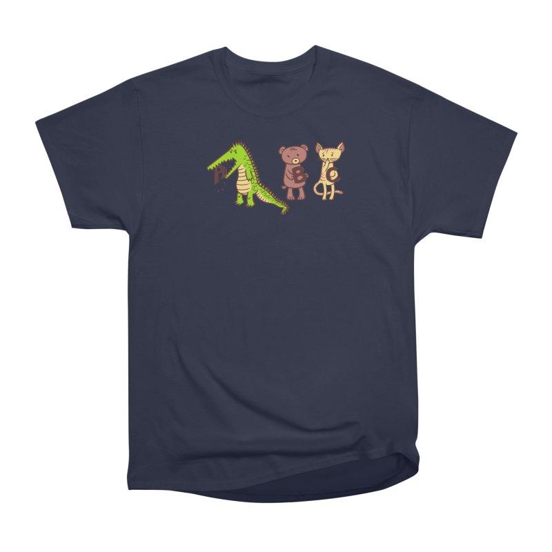 A is for Jerks Men's Heavyweight T-Shirt by finkenstein's Artist Shop