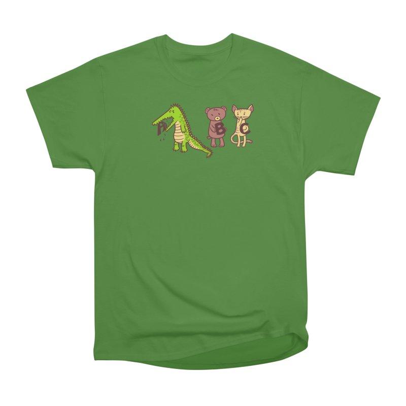 A is for Jerks Men's Classic T-Shirt by finkenstein's Artist Shop