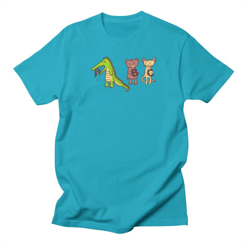A is for Jerks Women's Unisex T-Shirt by finkenstein's Artist Shop