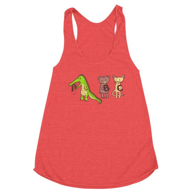 A is for Jerks Women's Tank by finkenstein's Artist Shop