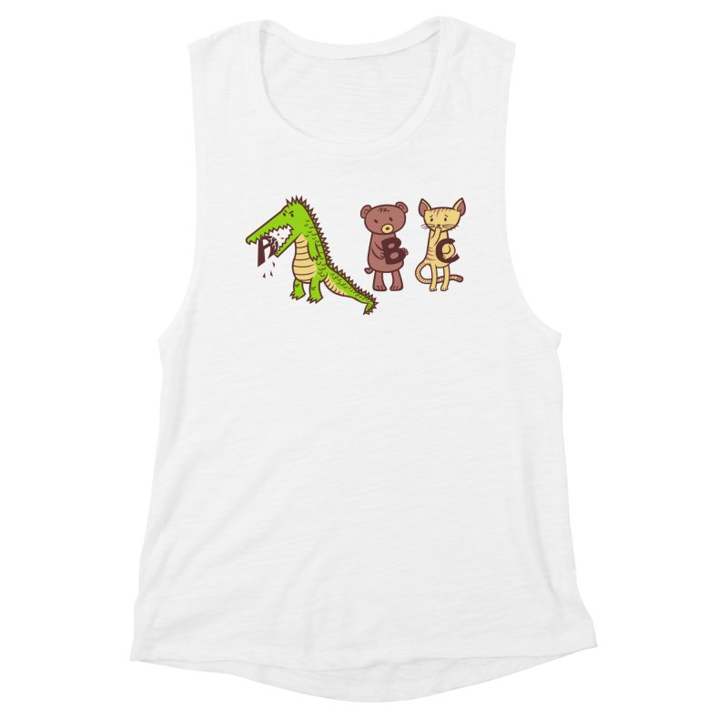 A is for Jerks Women's Tank by finkenstein's Artist Shop