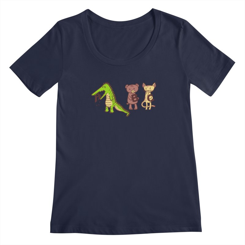 A is for Jerks Women's  by finkenstein's Artist Shop