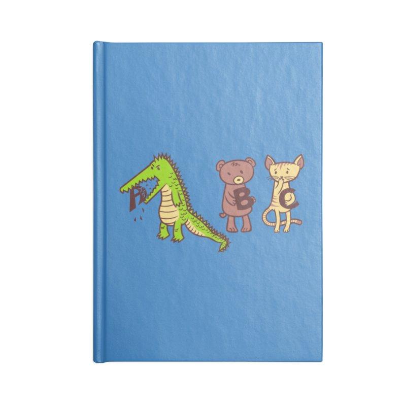 A is for Jerks Accessories Notebook by finkenstein's Artist Shop