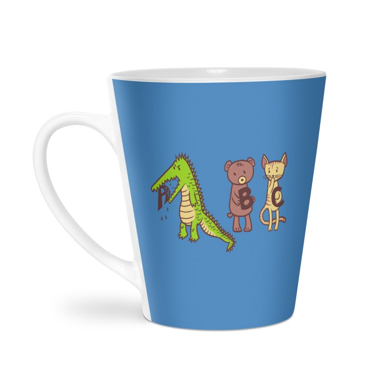 A is for Jerks Accessories Mug by finkenstein's Artist Shop