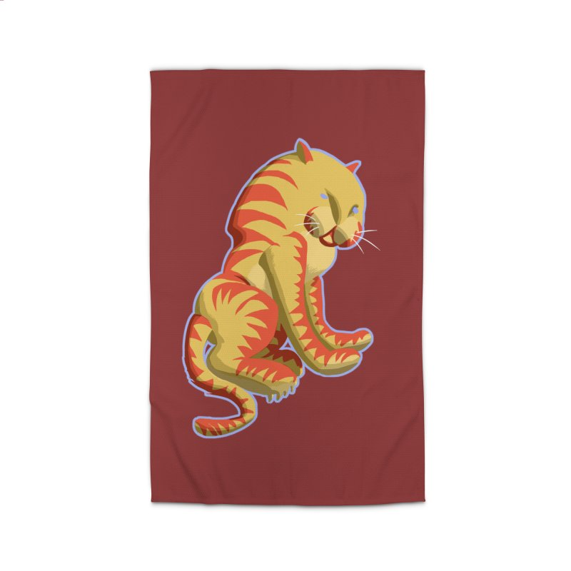 Groovy Tiger   by fireawaymarmotproductions's Artist Shop
