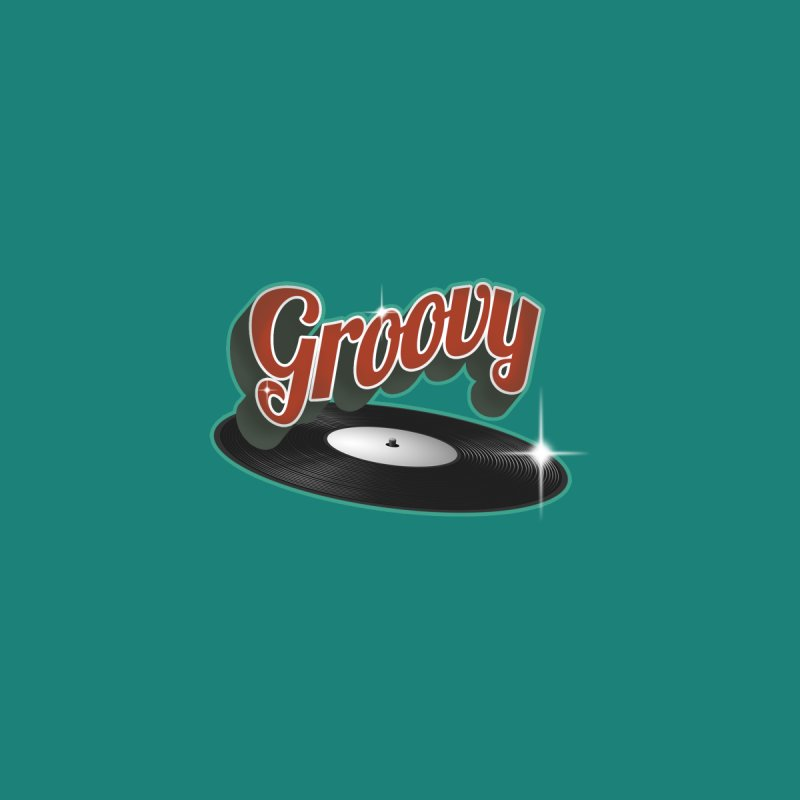 Groovy Men's T-Shirt by fireawaymarmotproductions's Artist Shop