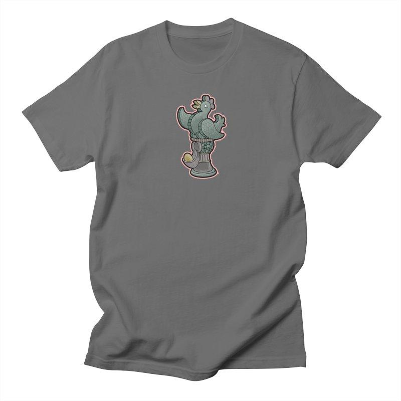 EGG MACHINE Men's T-Shirt by fireawaymarmotproductions's Artist Shop
