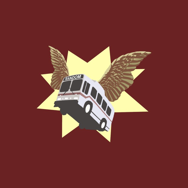Flying Bus None  by fireawaymarmotproductions's Artist Shop