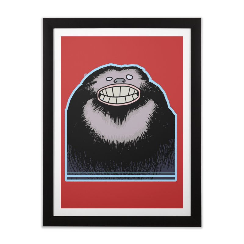 bigfoot   by fireawaymarmotproductions's Artist Shop