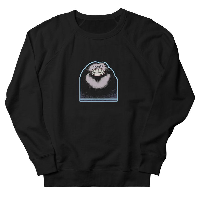 bigfoot Men's Sweatshirt by fireawaymarmotproductions's Artist Shop