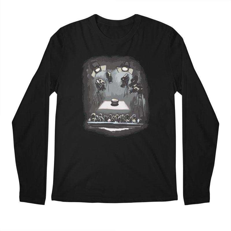 The Bowl of Plenty Men's Longsleeve T-Shirt by fireawaymarmotproductions's Artist Shop