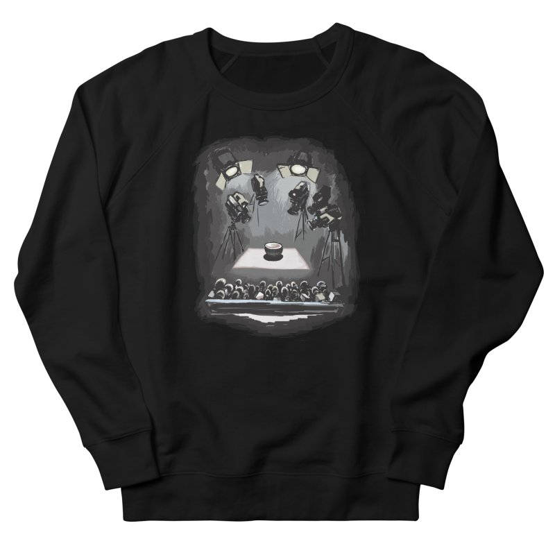 The Bowl of Plenty Men's Sweatshirt by fireawaymarmotproductions's Artist Shop