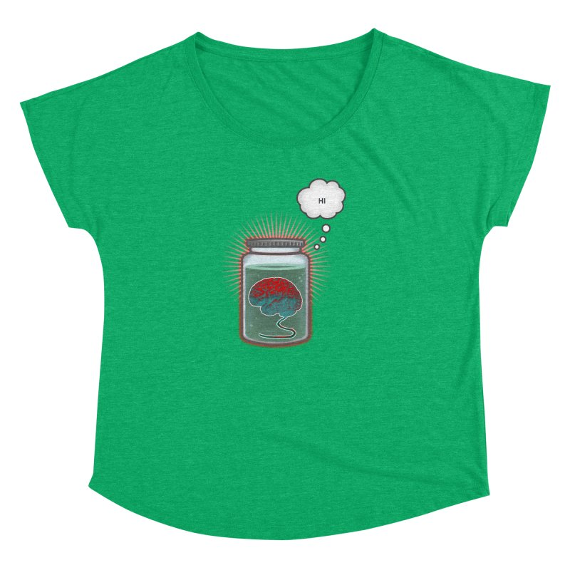 Just Because I'm a Brain In a Jar Doesn't Mean We Can't Be Friends   by fireawaymarmotproductions's Artist Shop