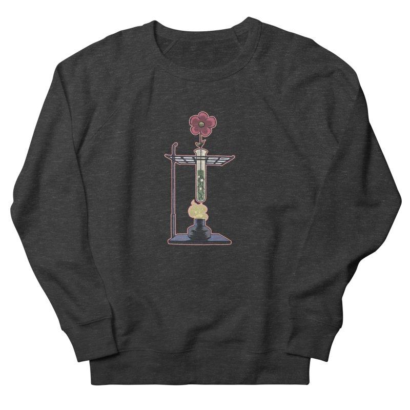 Bunsen Burner Flower Men's Sweatshirt by fireawaymarmotproductions's Artist Shop
