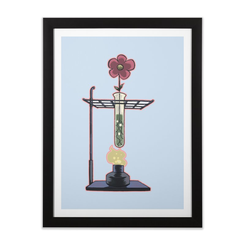 Bunsen Burner Flower   by fireawaymarmotproductions's Artist Shop