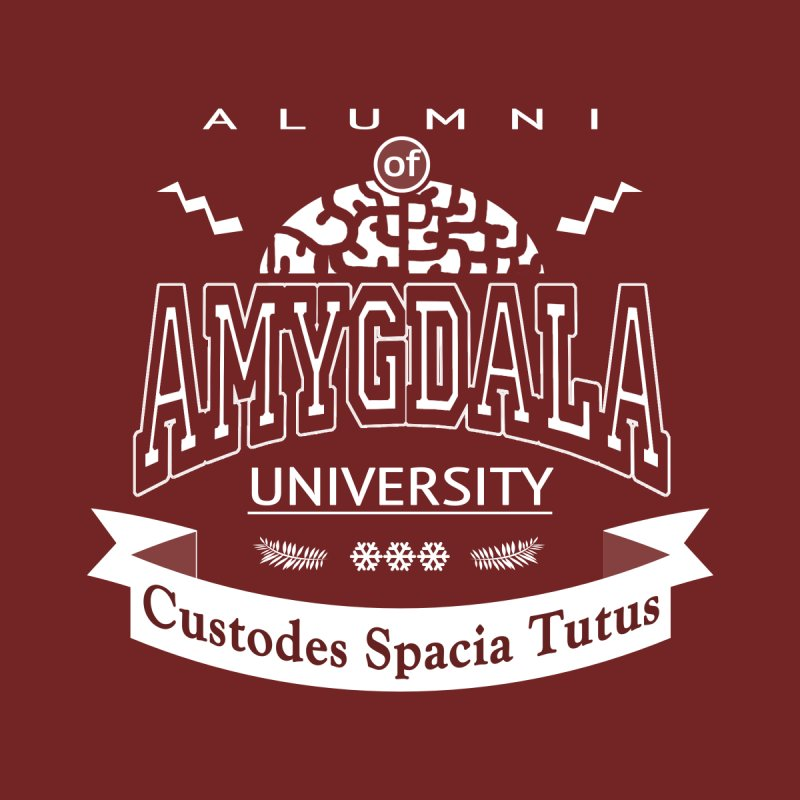 Amygdala University by fireawaymarmotproductions's Artist Shop