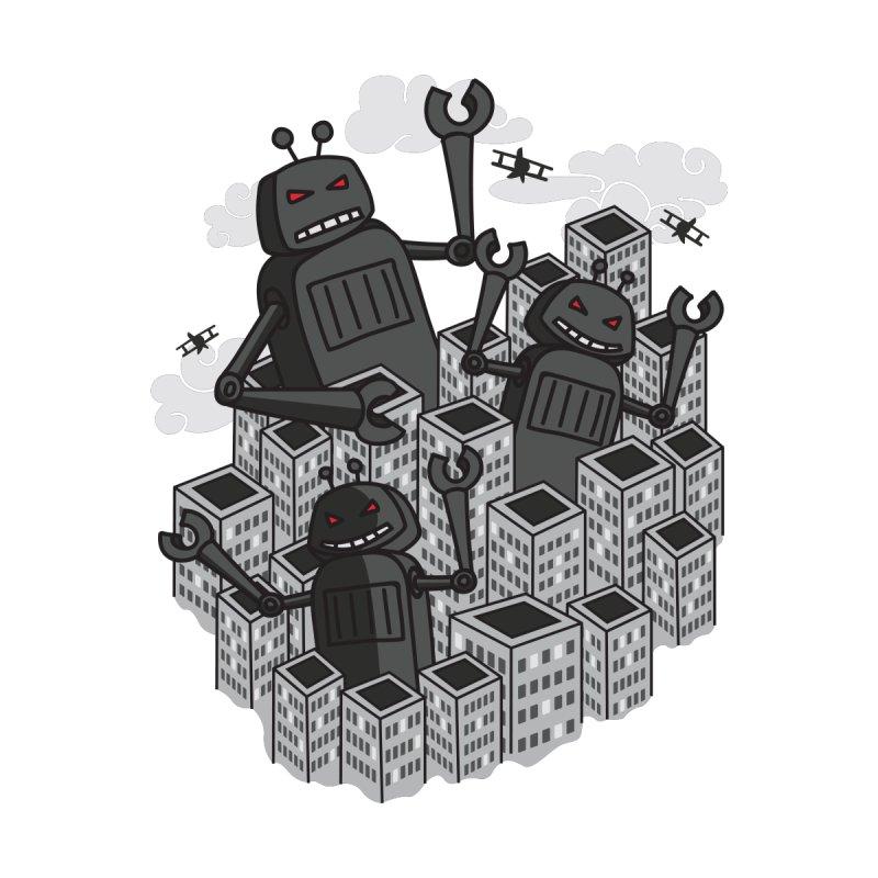 Firebot Invasion by firebottle's Artist Shop