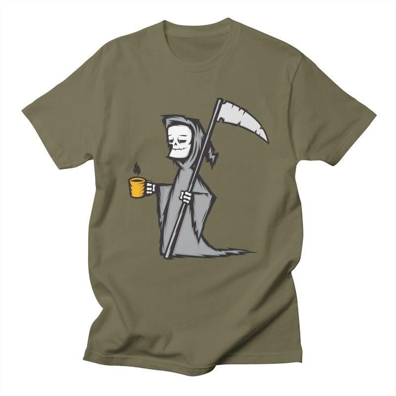 Dark Roast Men's T-Shirt by firehat45's Artist Shop