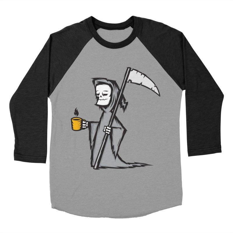 Dark Roast Women's Baseball Triblend T-Shirt by firehat45's Artist Shop