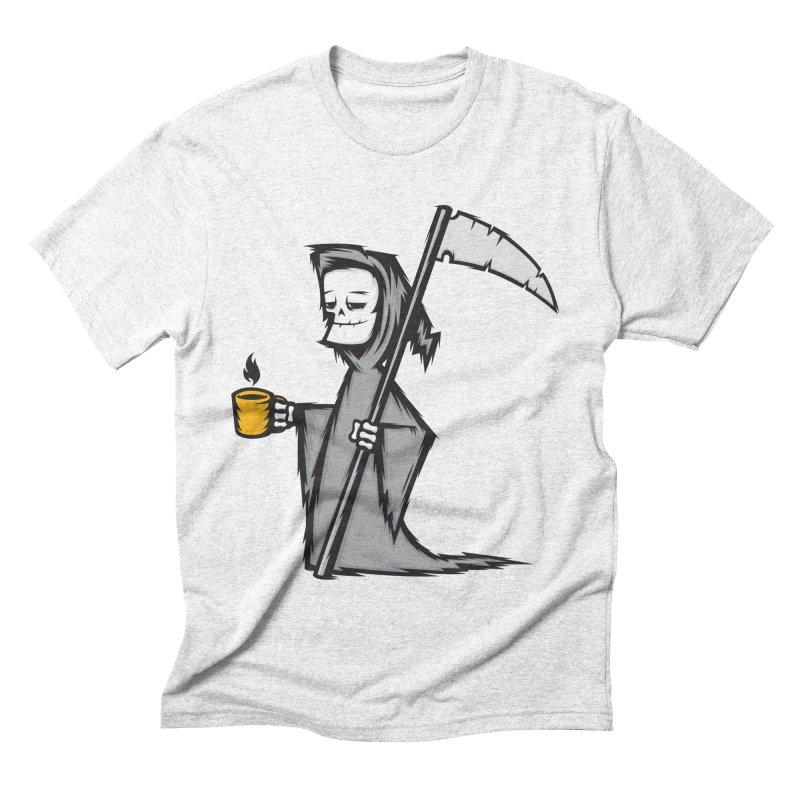 Dark Roast Men's Triblend T-shirt by firehat45's Artist Shop