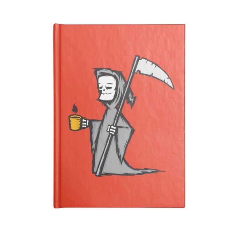 Dark Roast Accessories Notebook by firehat45's Artist Shop